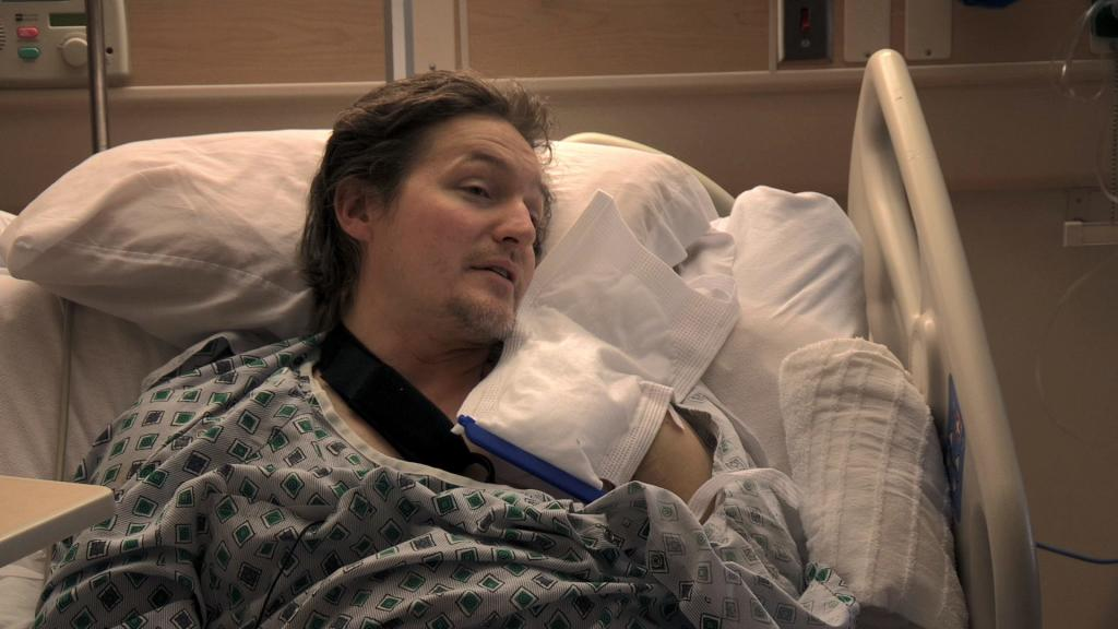 Atz lee in intensive care alaska the last frontier discovery