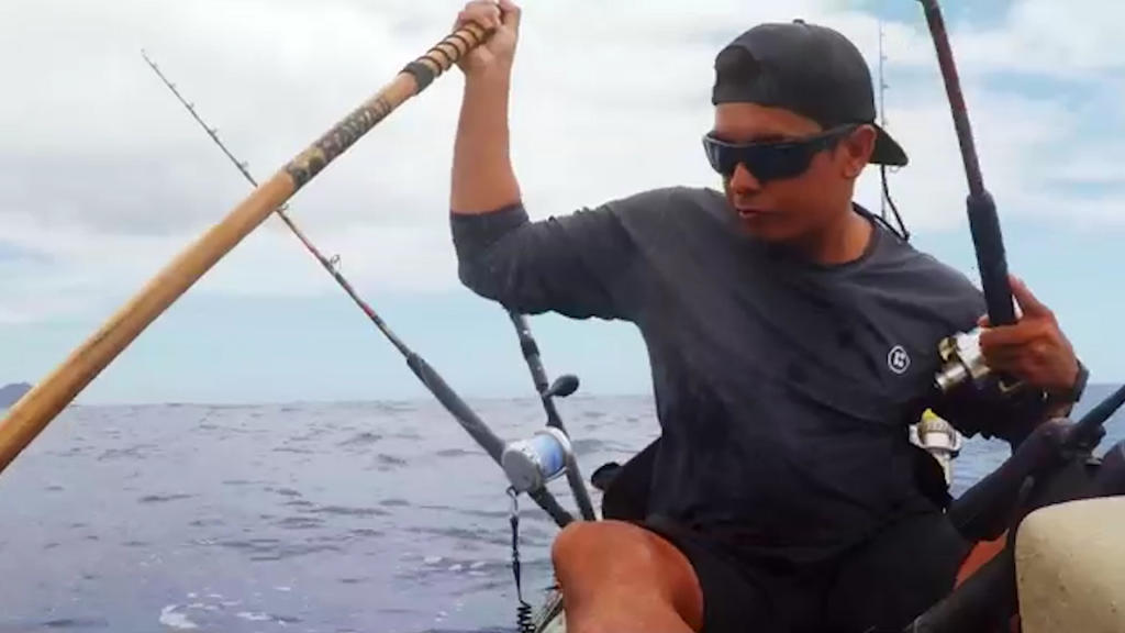 Fishing frenzy pacific warriors discovery for Fishing shows on discovery channel