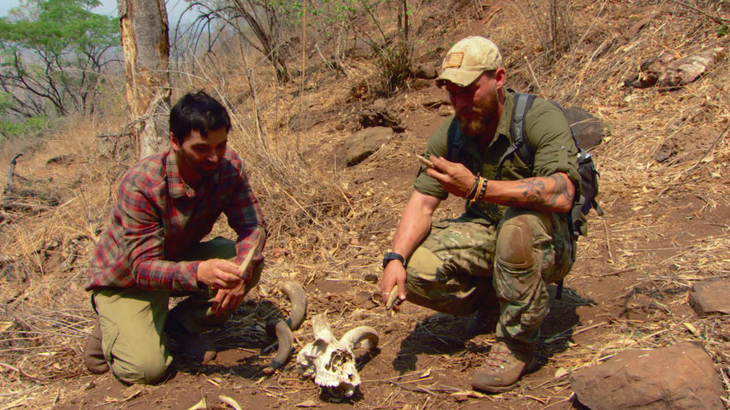 Natures Knife | Dual Survival | Discovery