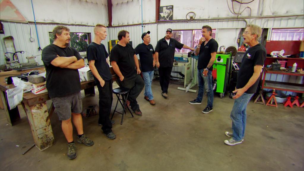 Fired Up Garage : Misfit vs monkeys moments garage discovery