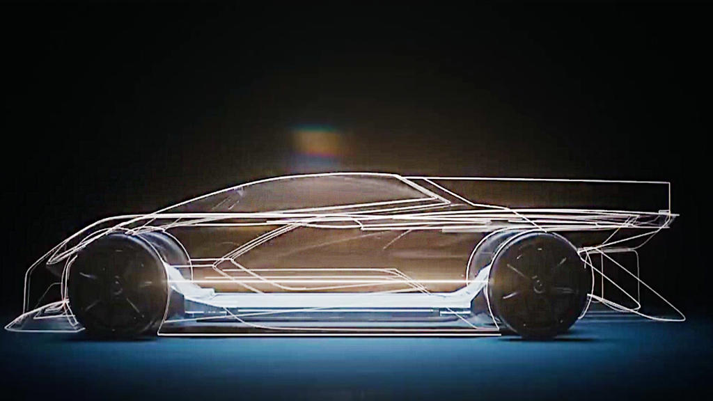 Faraday Unveils Concept Electric Race Car – Science ...