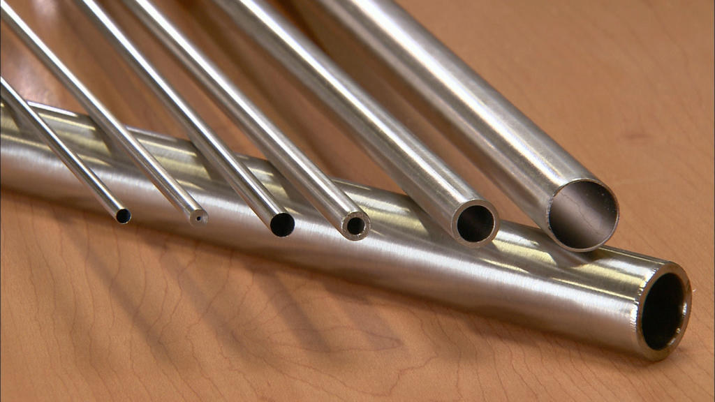 Seamless stainless steel tubes science channel how it