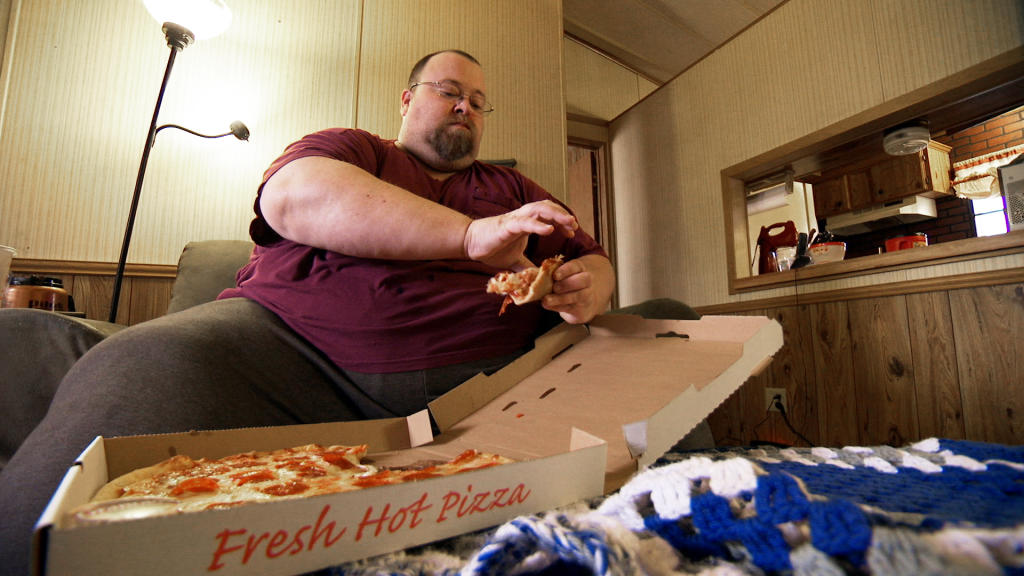 Chad's Journey In Photos | My 600-lb Life | TLC