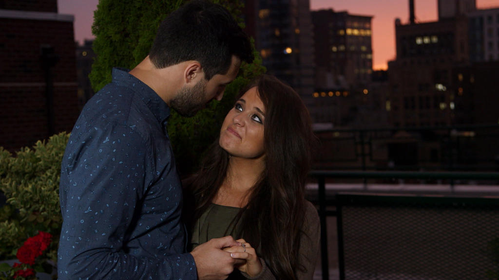 Jeremy proposes to jinger counting on tlc - Tlc house shows ...