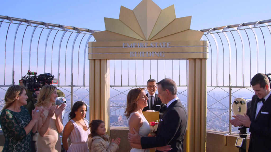 Empire State Building Wedding Say Yes To The Dress