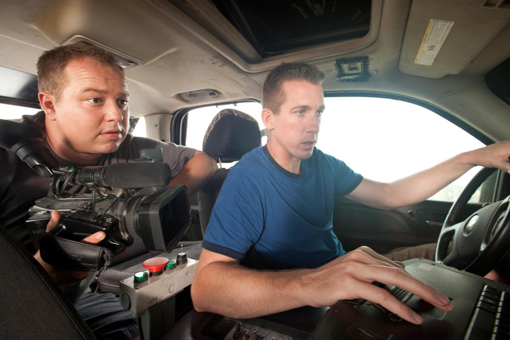 Chris Chittick Storm Chasers Discovery