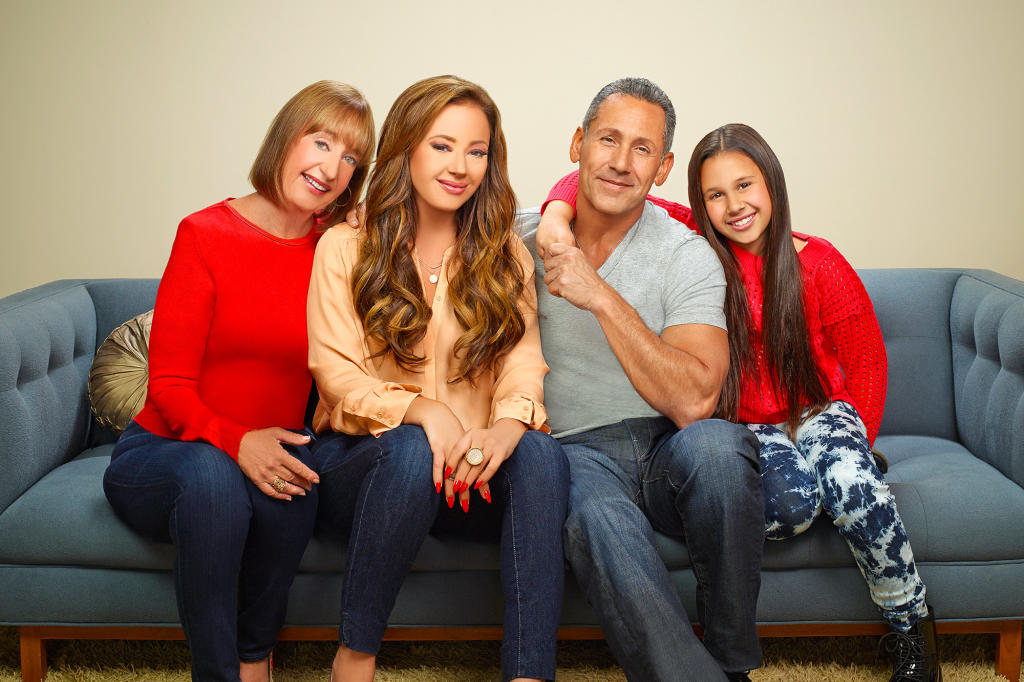 Leah remini and her sisters are the most fun ever leah for Where does the outdaughtered family live