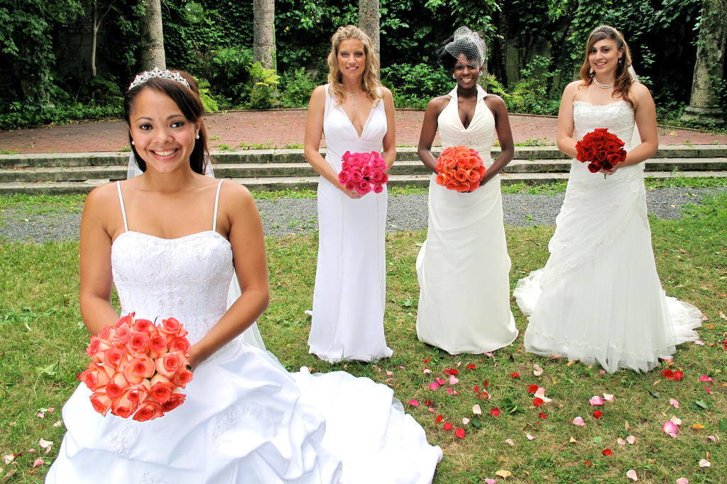 Bride Bios | Four Weddings | TLC