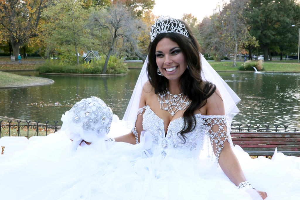 Wedding Gowns For Fat Ladies: Greek Wedding And Rainbow Sweet 16 Dress Pictures
