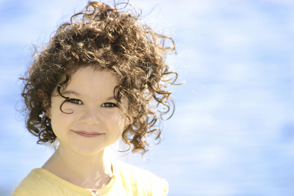 Children Hair Styles: 7 Tips For Styling Curly Haired Kids