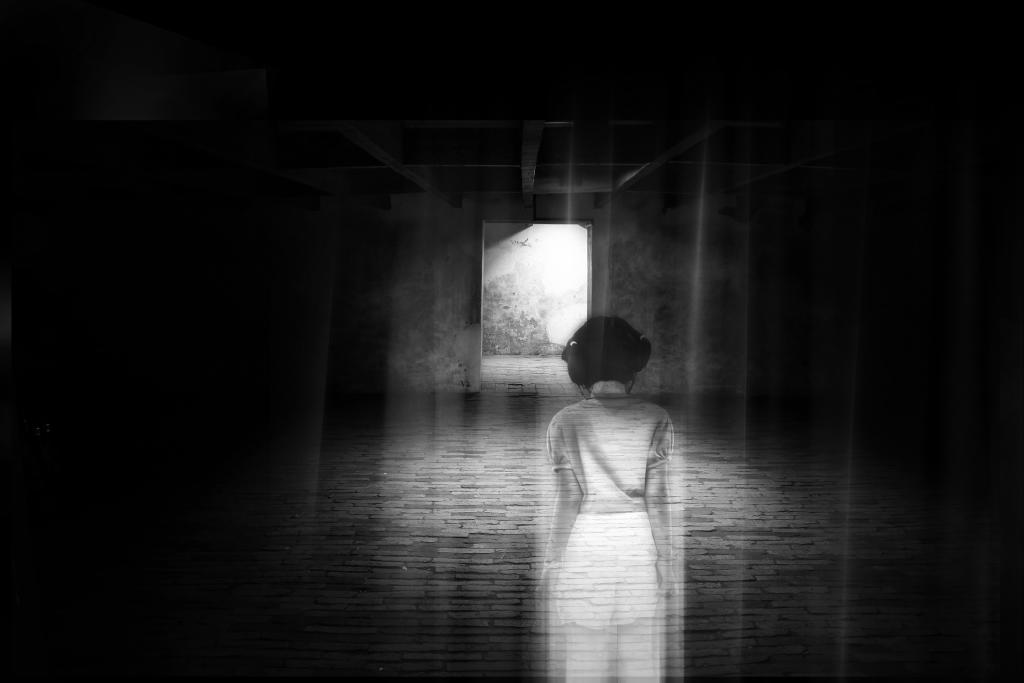 Ghost photos on Pinterest | Real ghost photos, Ghost in ...