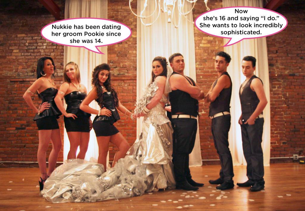 Nettie stanley gypsy wedding