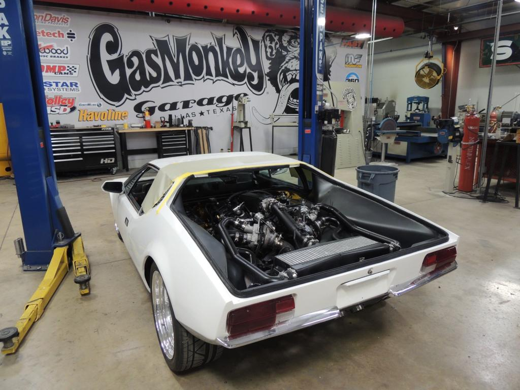 1972 ford pantera fast n 39 loud discovery for Garage ford peronne 80