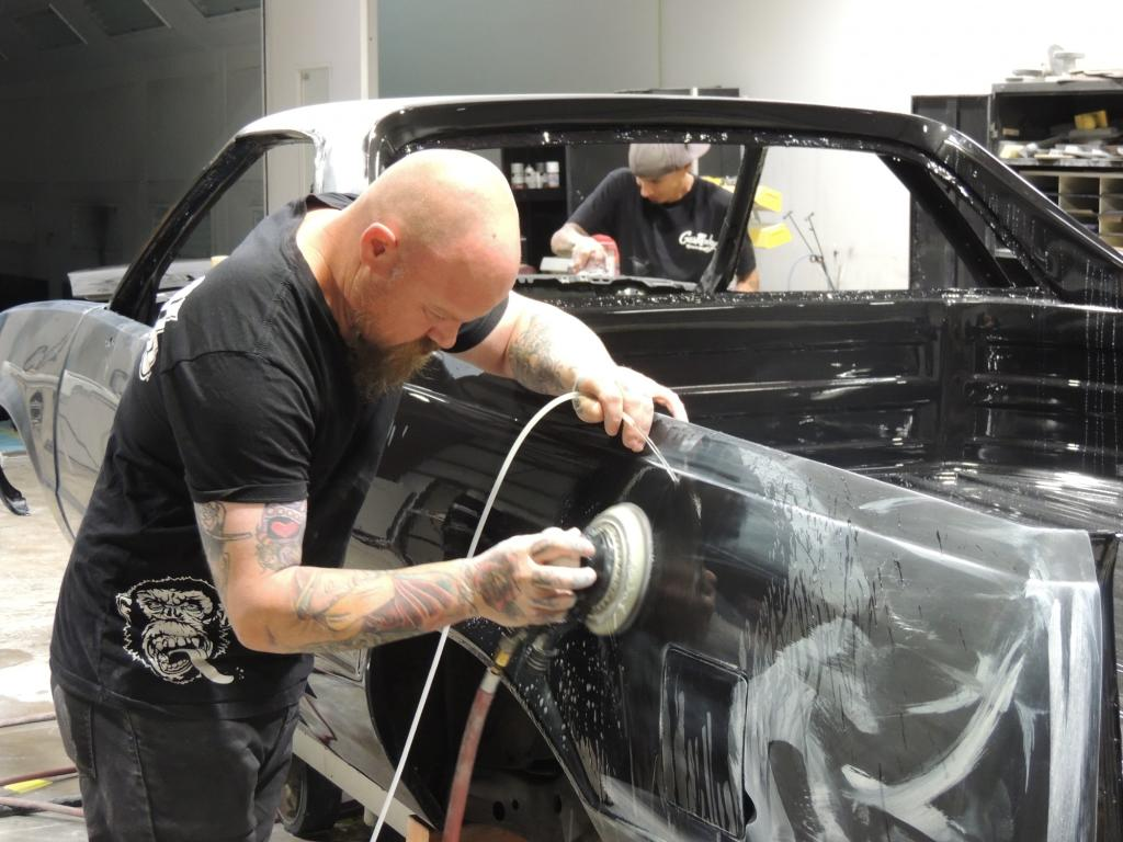 Mike Coy   Fast N' Loud   Discovery