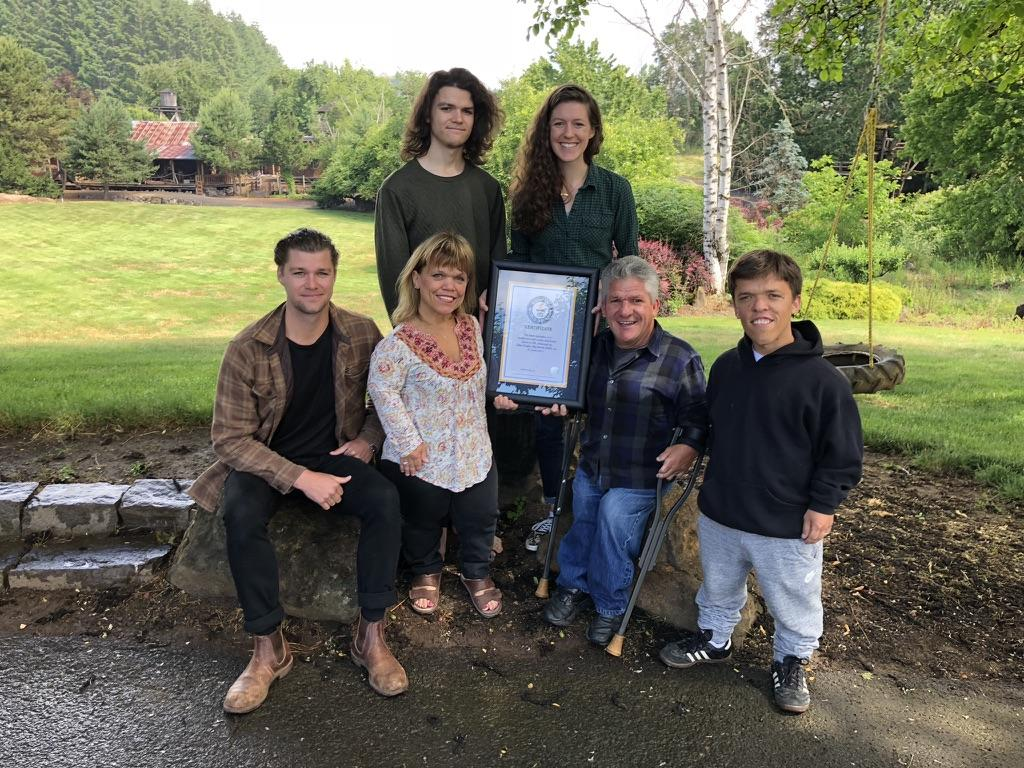 The roloffs just won a guinness world record tlcme tlc - Tlc house shows ...