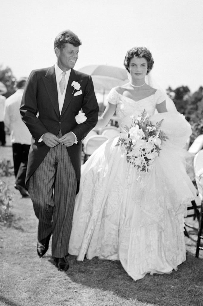 15 of The Most Iconic Wedding Dresses of All Time | TLCme | TLC