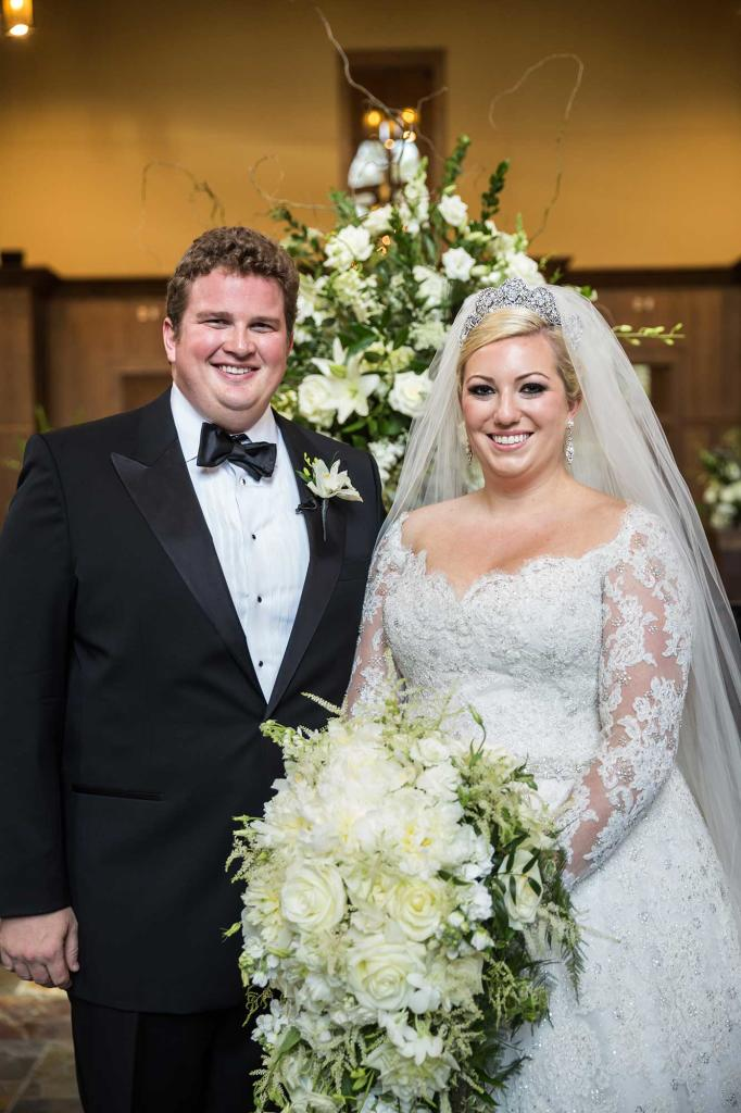 See Lori Allen S Son Cory Say Yes To Wife Becca In
