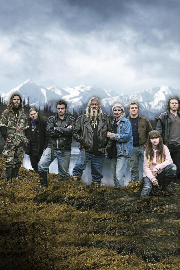 Alaskan Bush PeopleS Deutsch