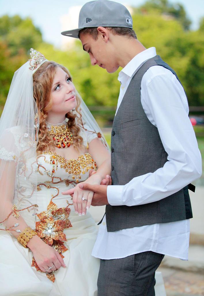Brendan gypsy wedding