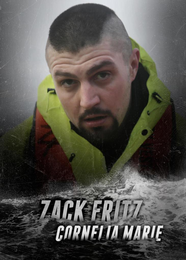 Deckhand Zack Fritz | Deadliest Catch | Discovery