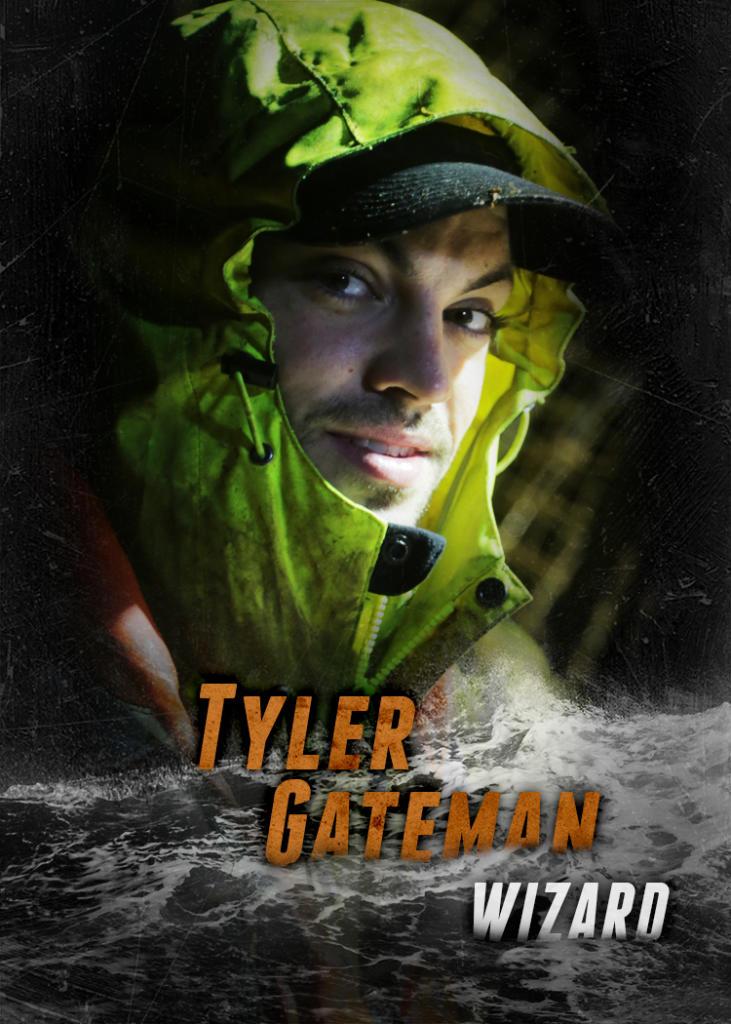 deckhand tyler gateman deadliest catch discovery