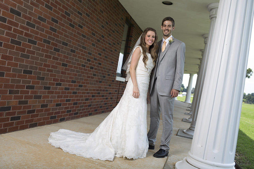Derick And Jill Will Be Starting Their Married Life In Arkansas, Close To  Their Families