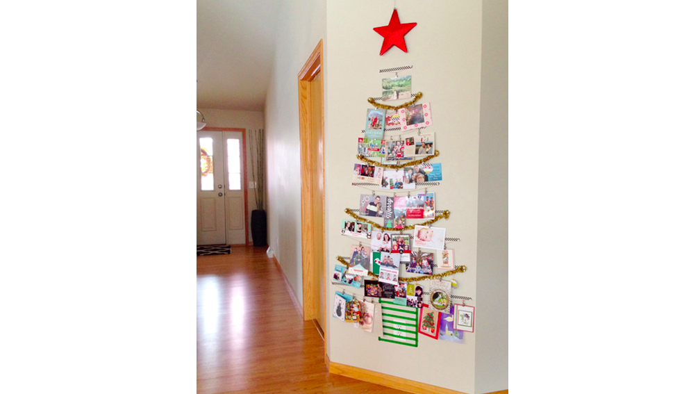 5 Creative and Easy Ways to Display Your Holiday Cards | TLCme | TLC