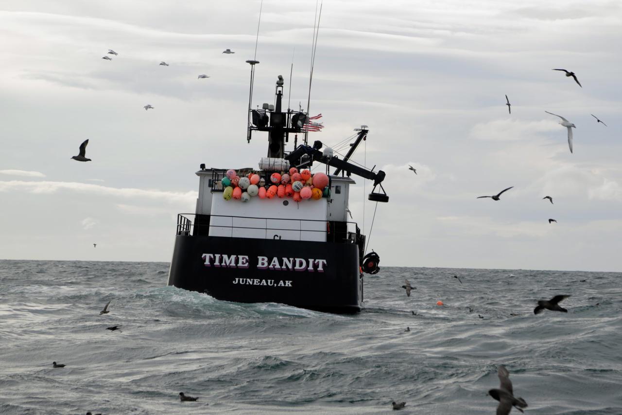 Deadliest Catch Time Bandit