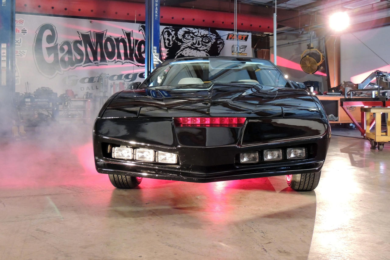 knight rider kitt car replica fast n 39 loud discovery. Black Bedroom Furniture Sets. Home Design Ideas
