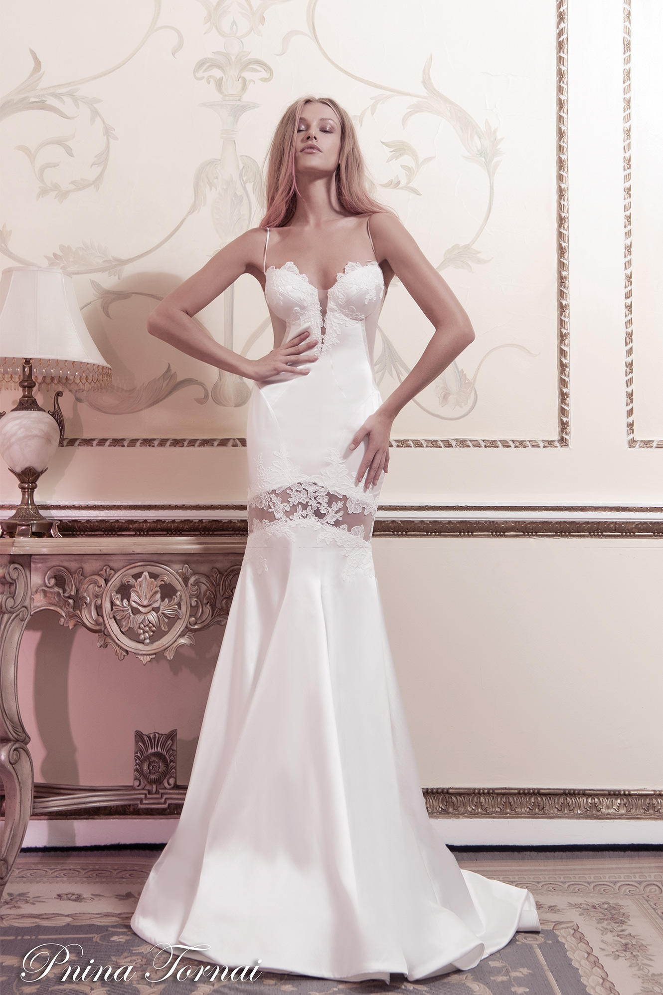 Pnina Tornai Butterfly-Inspired Bridal Collection | Say Yes to the ...