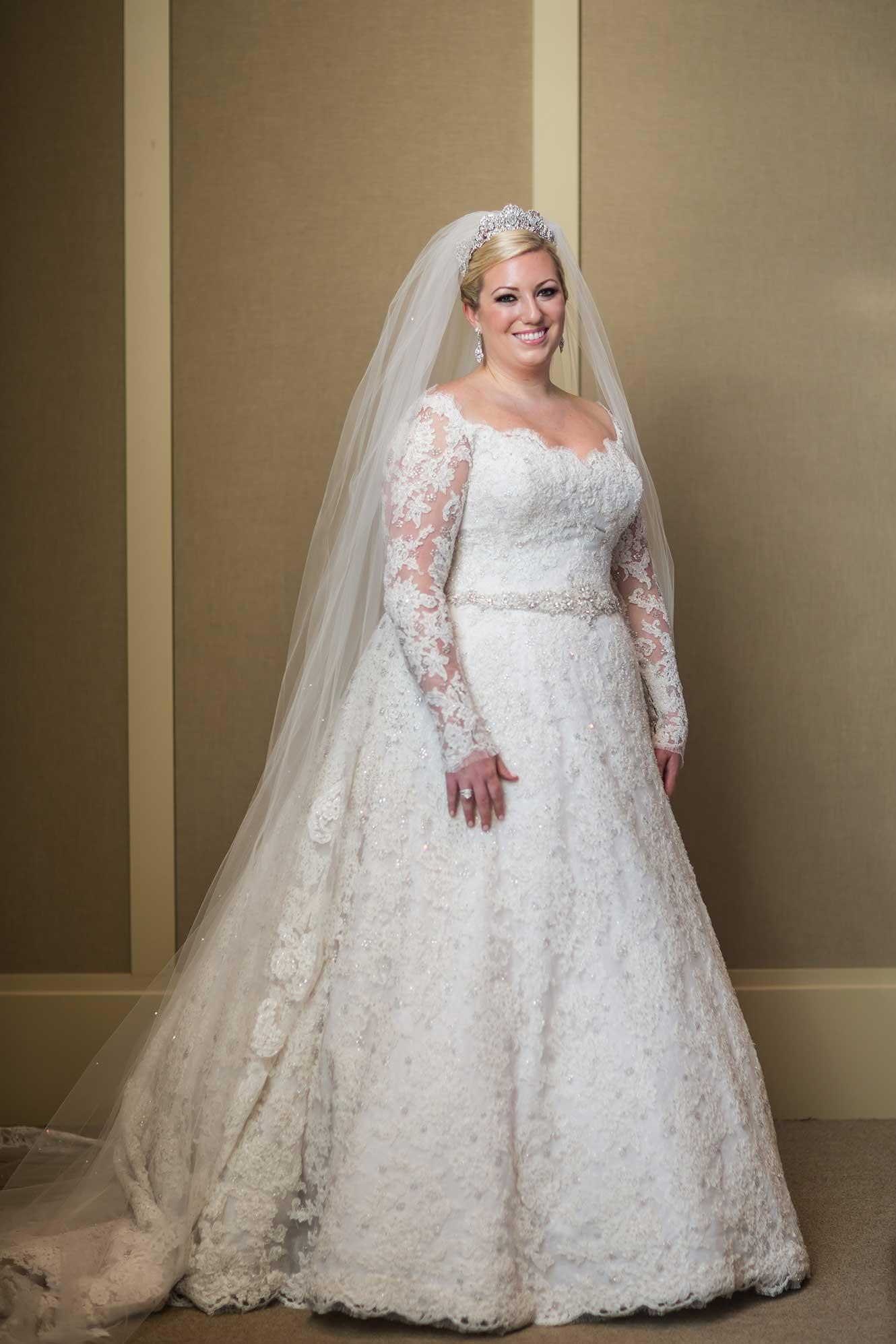 Cory becca allens wedding gallery say yes to the dress syttd allenceremony 274 ombrellifo Images