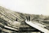 Building the Motordrome - Altoona Speedway construction