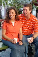 Michelle and Jim Bob today.