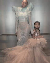 VMAs 2016- Beyonce and Blue Ivy