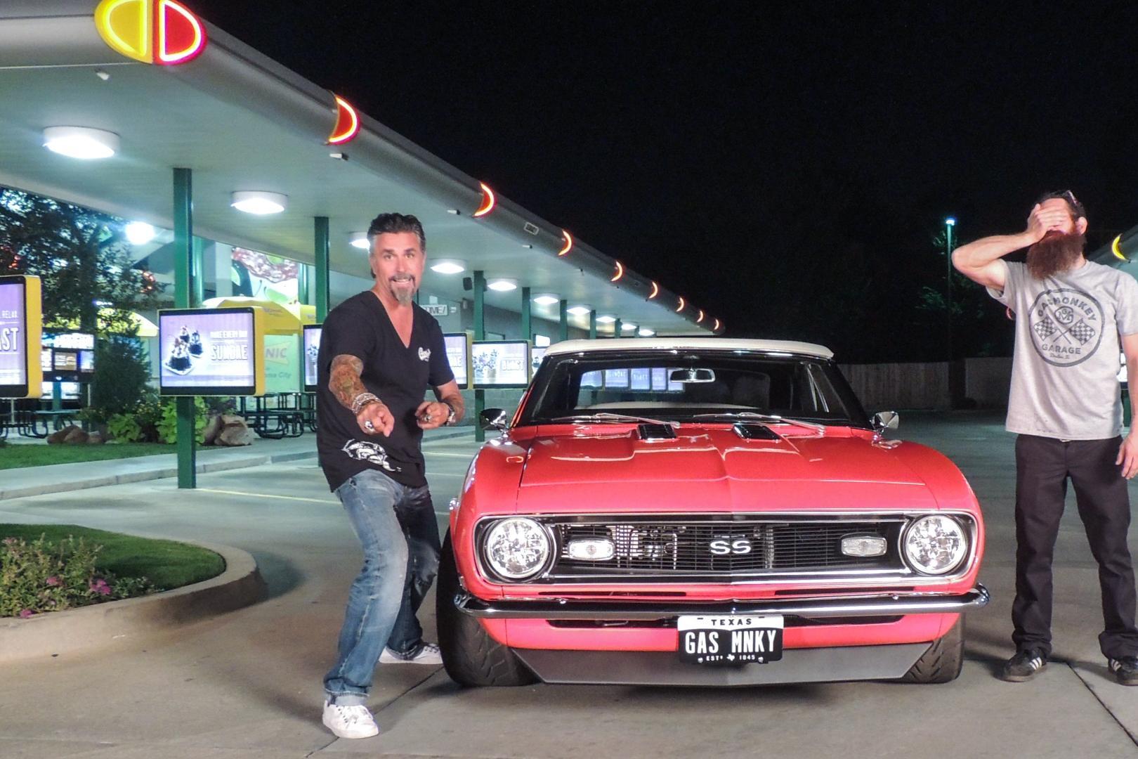 Sonic Car Recap Fast N Loud Discovery - Gas monkey car show