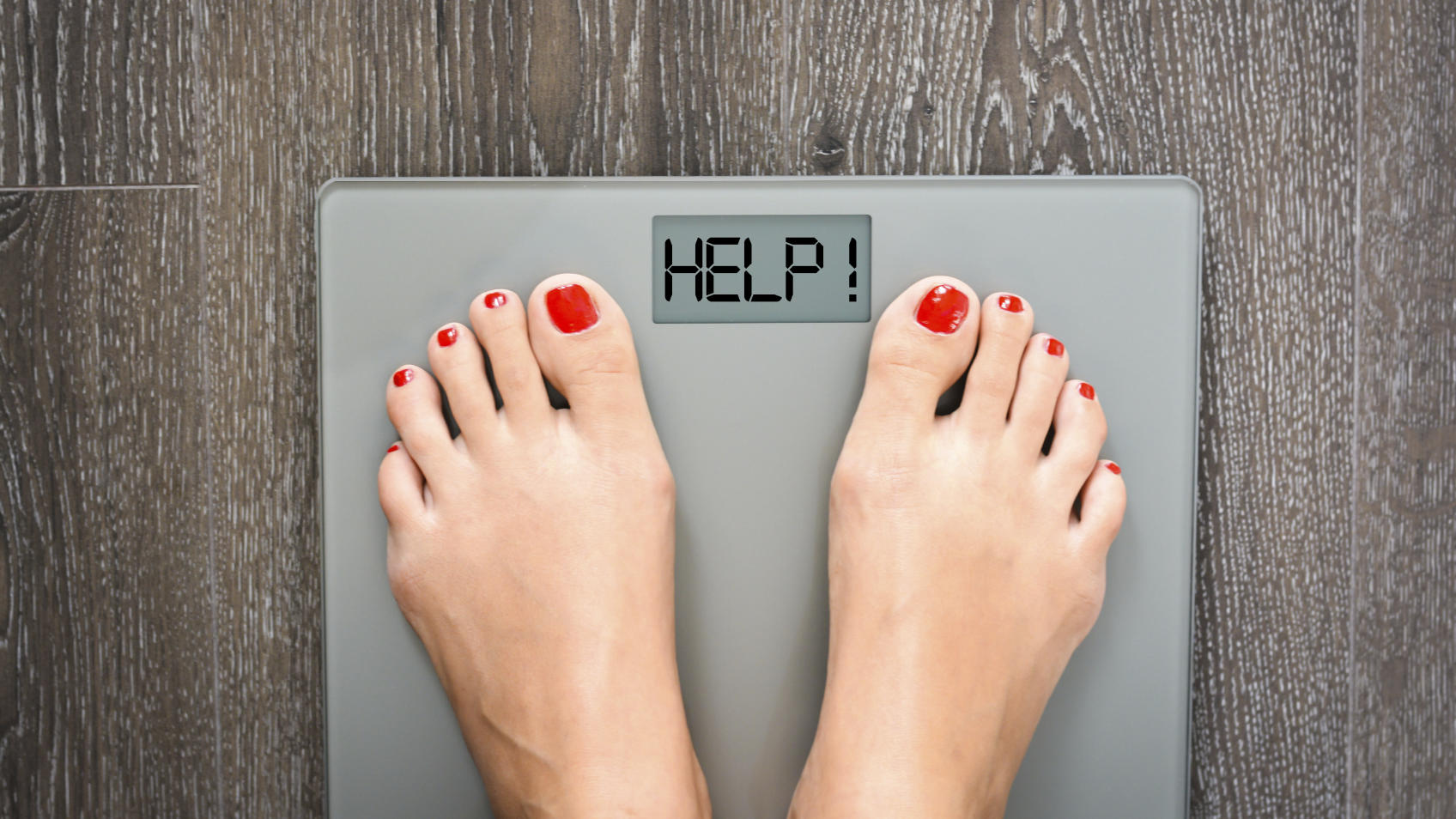 Weight loss requires both mental and physical exertion.