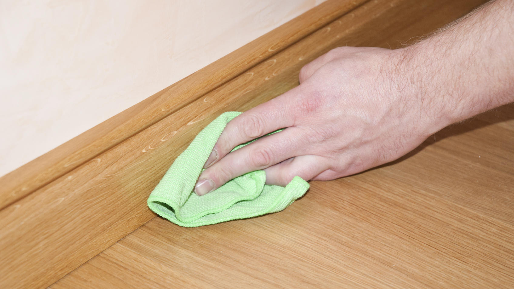 Say goodbye to lint and dust.