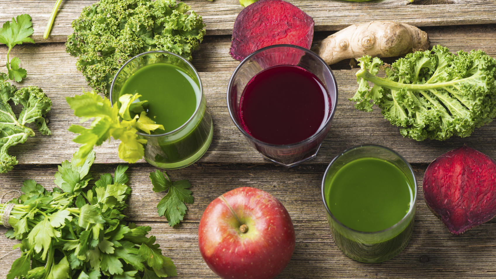 Juice diets don't provide enough nutrients to be sustainable.