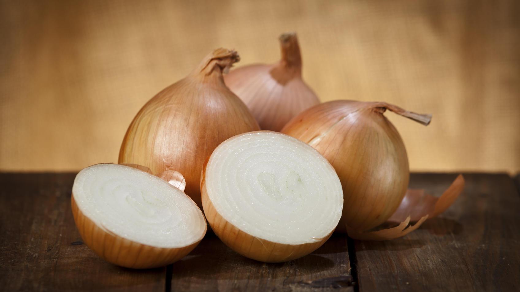 Onions pull double-duty.