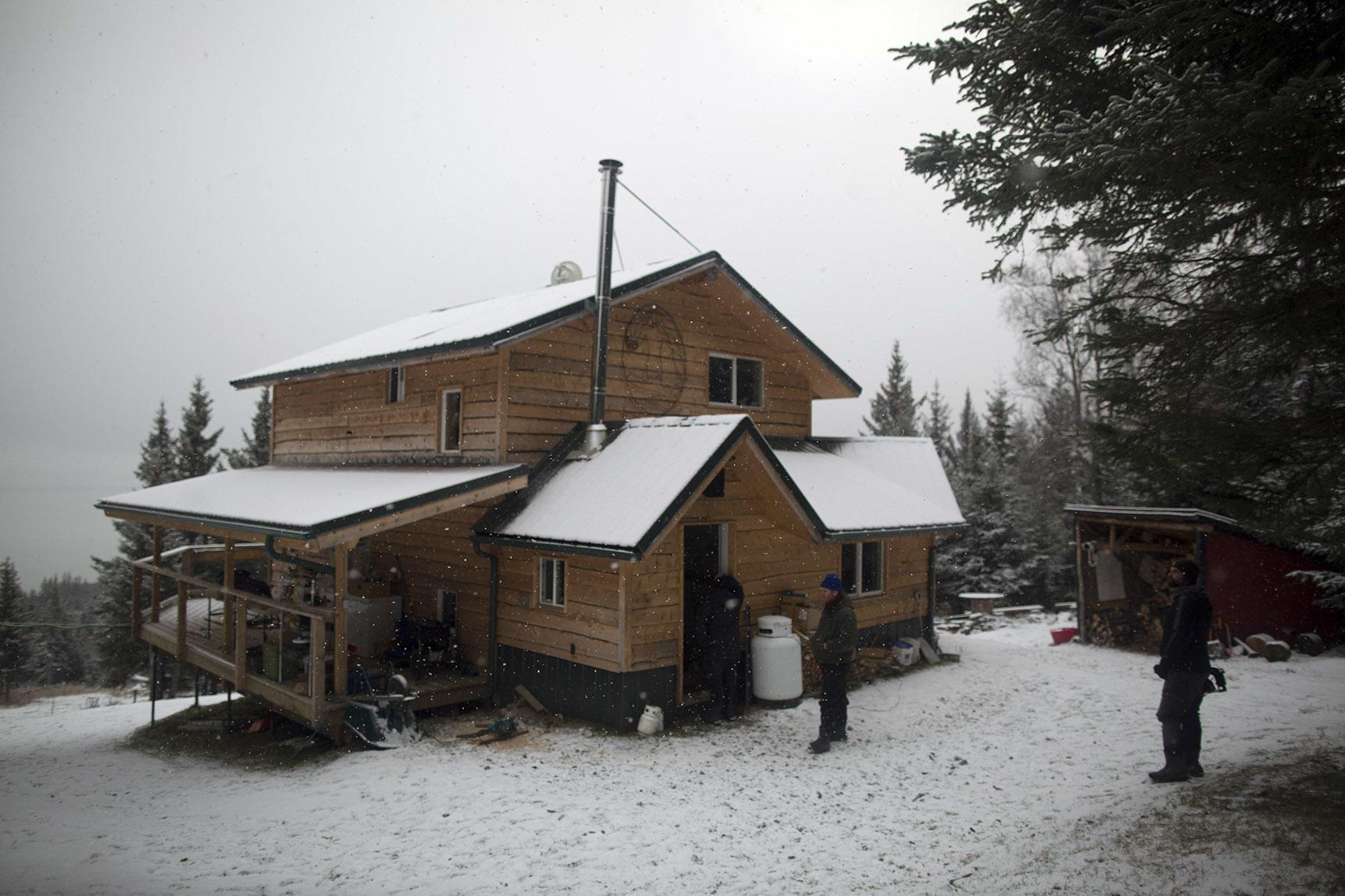 Alaska   The Last Frontier : Kayaking