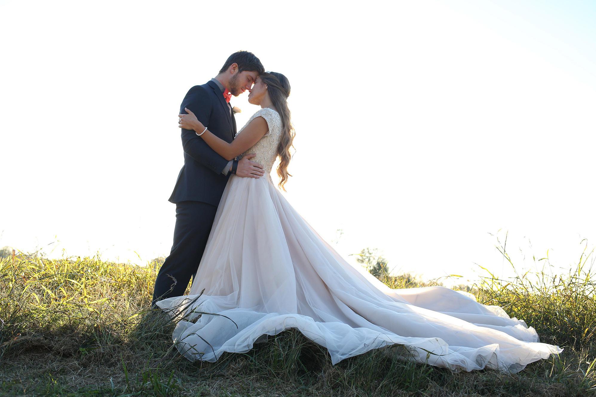 Wedding Jessa Wedding Dress jessa duggar and ben seewalds romantic wedding photo gallery 19 kids 28