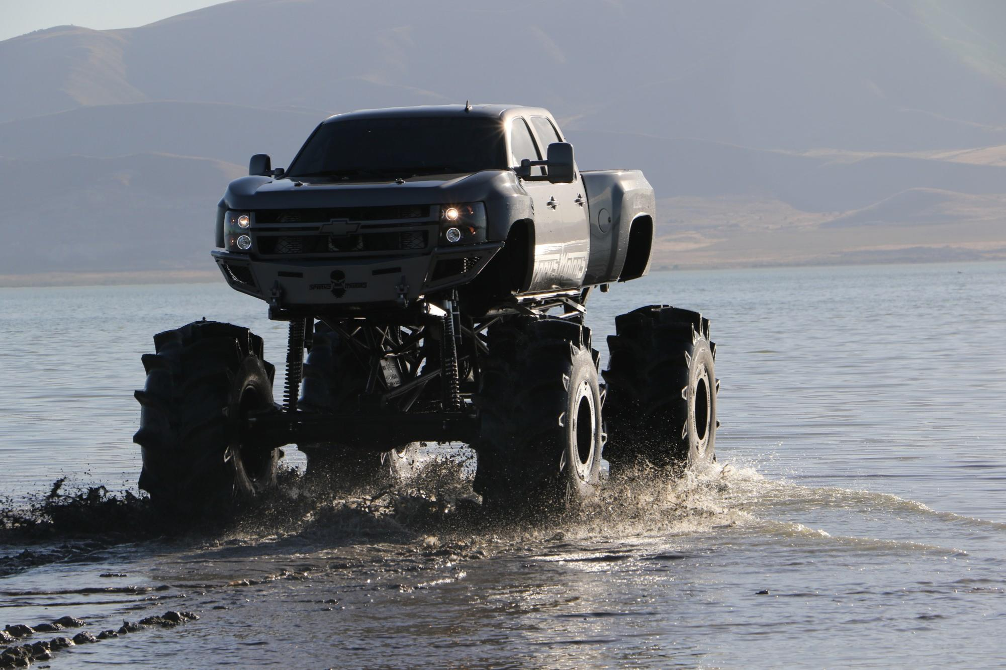 making a mud truck diesel brothers discovery image credit
