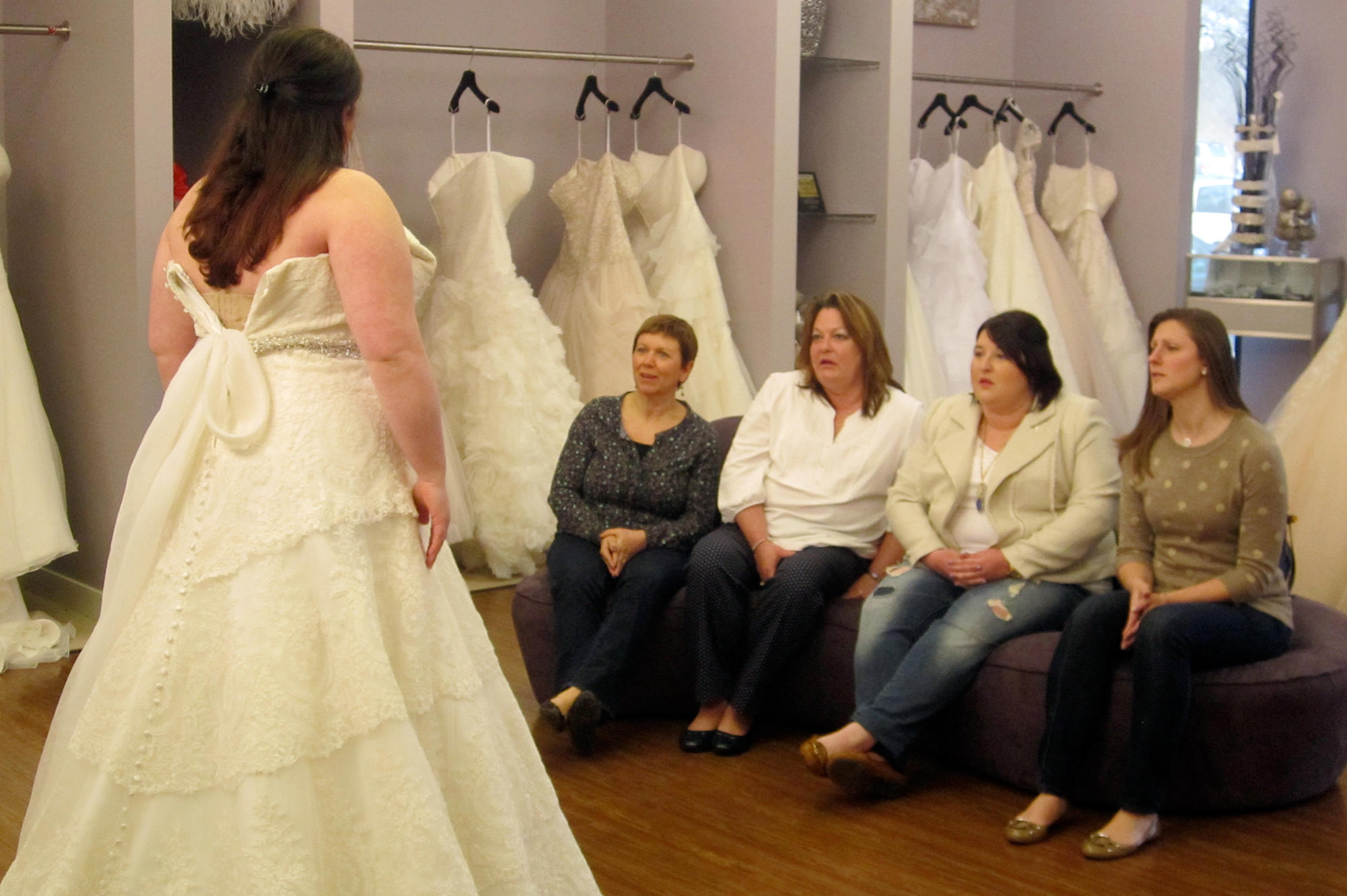 Plus Size Wedding Dresses From Curvaceous Couture