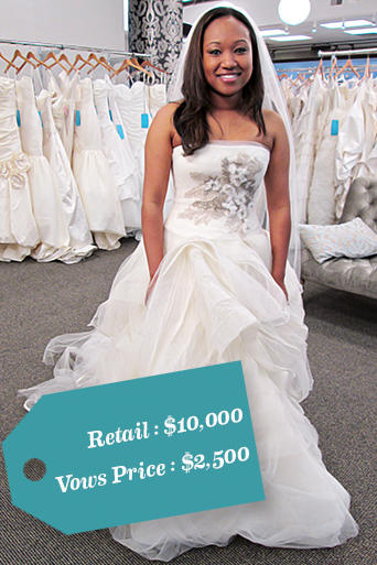 Featured Dresses and Discounts | I Found the Gown | TLC