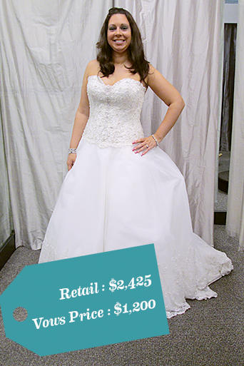 For Ginas Winter Wonderland Themed Wedding The Bride Wanted Something With A Ton Of