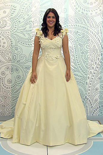 Featured Gowns | Something Borrowed, Something New | TLC