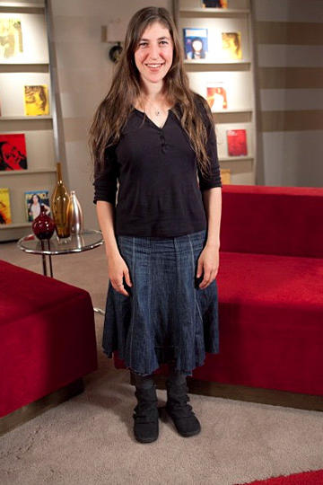 What not to wear mayim bialik episode