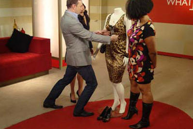 Some of Clinton's best advice on the show is accessorizing for your body type and accentuating your best features. Check out the