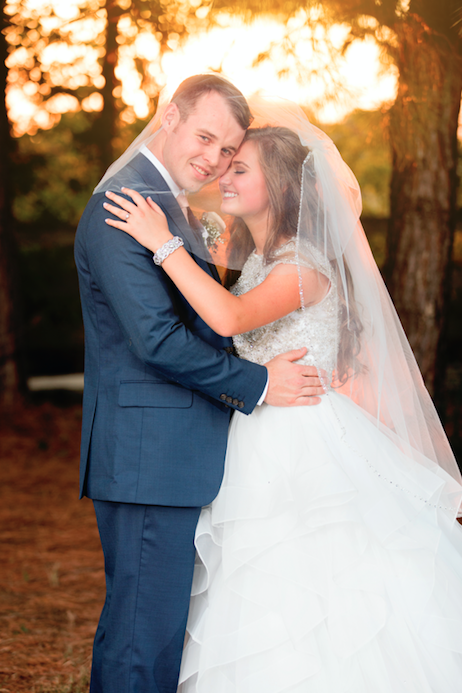 Kendra and Joe Duggars Wedding Photos Counting On TLC