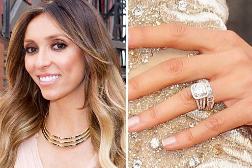 guiliana rancic's wedding ring